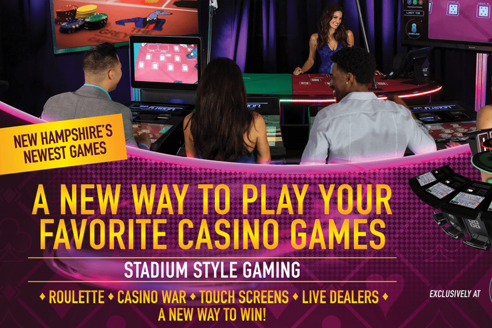 Stadium Gaming Anouncement