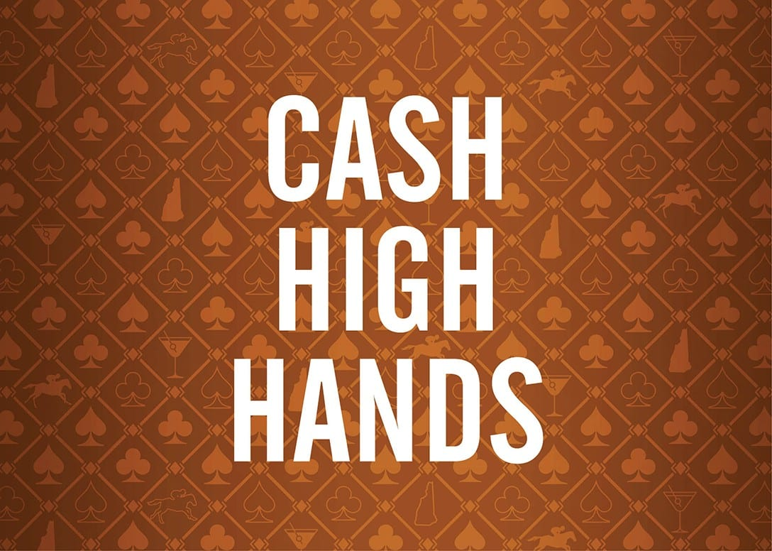 Cash High Hands Intro
