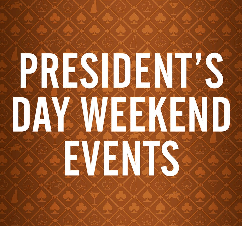 President's Day Weekend Intro