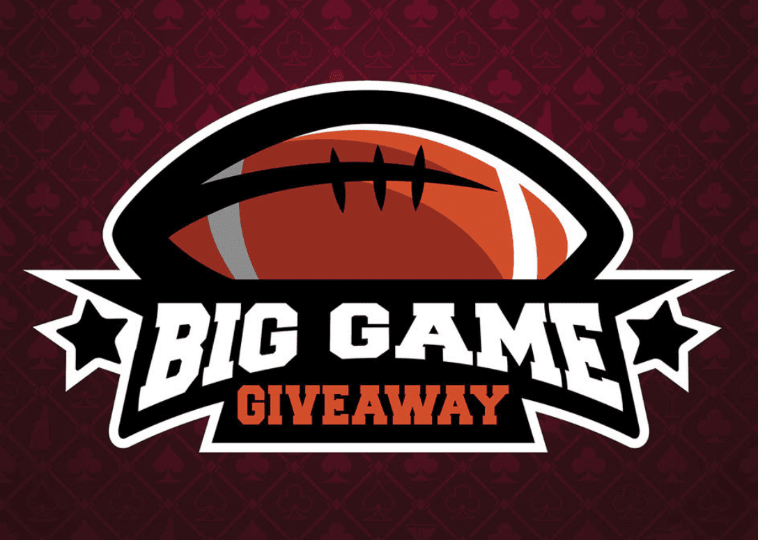 The Big Game Giveaway Intro