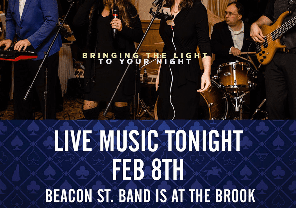 The Brook Live Music Event